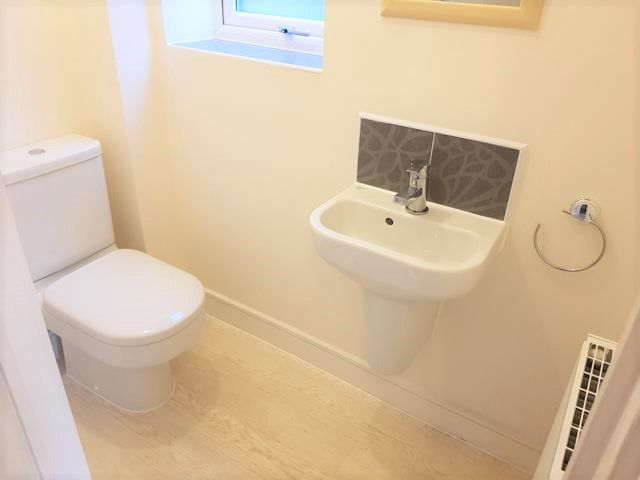 2 Bed End Terraced House To Rent - Down Stairs WC
