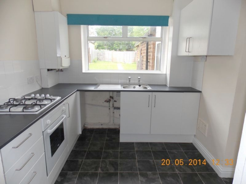 2 Bed Mid Terraced House For Sale - Kitchen