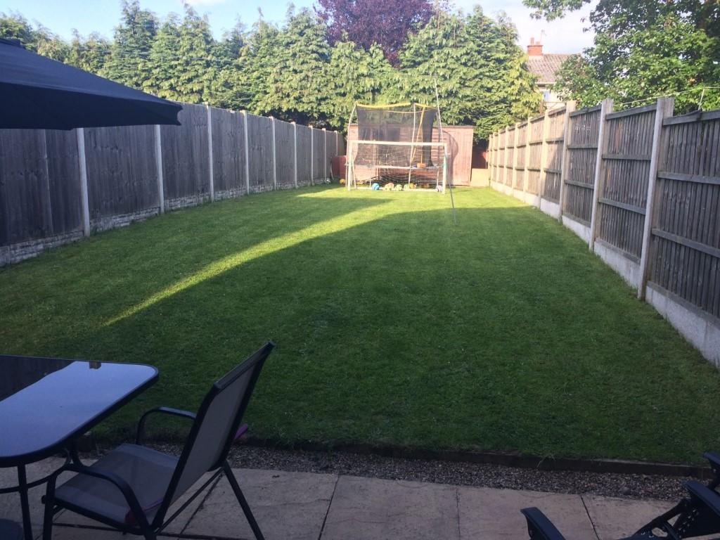 Image 3 of 4 of Rear Gardens, on Accommodation Comprising for