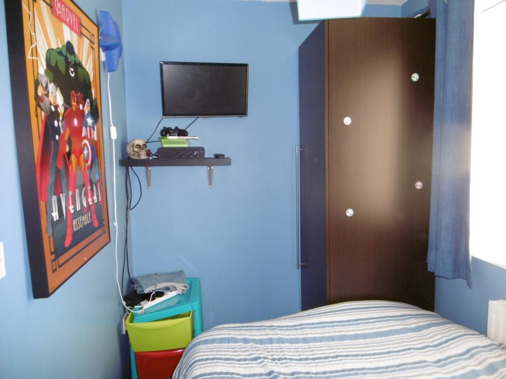 Image 1 of 2 of Bedroom Three, on Accommodation Comprising for