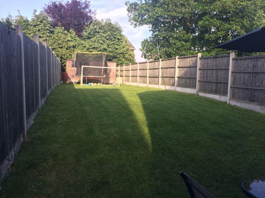 Image 4 of 4 of Rear Gardens, on Accommodation Comprising for