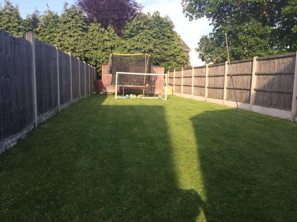Image 1 of 4 of Rear Gardens, on Accommodation Comprising for