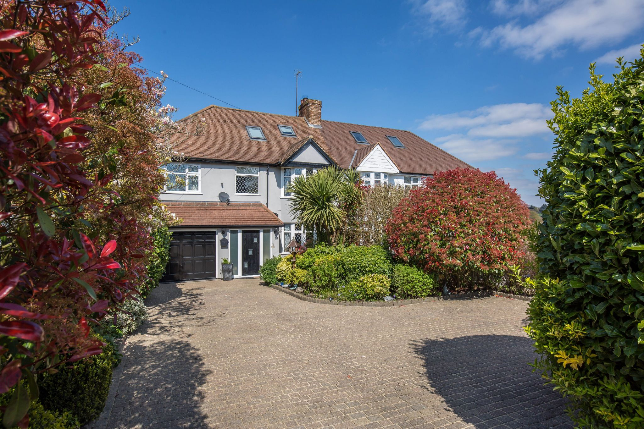 4 bedroom semi-detached house Sale Agreed in Little Heath - Property photograph