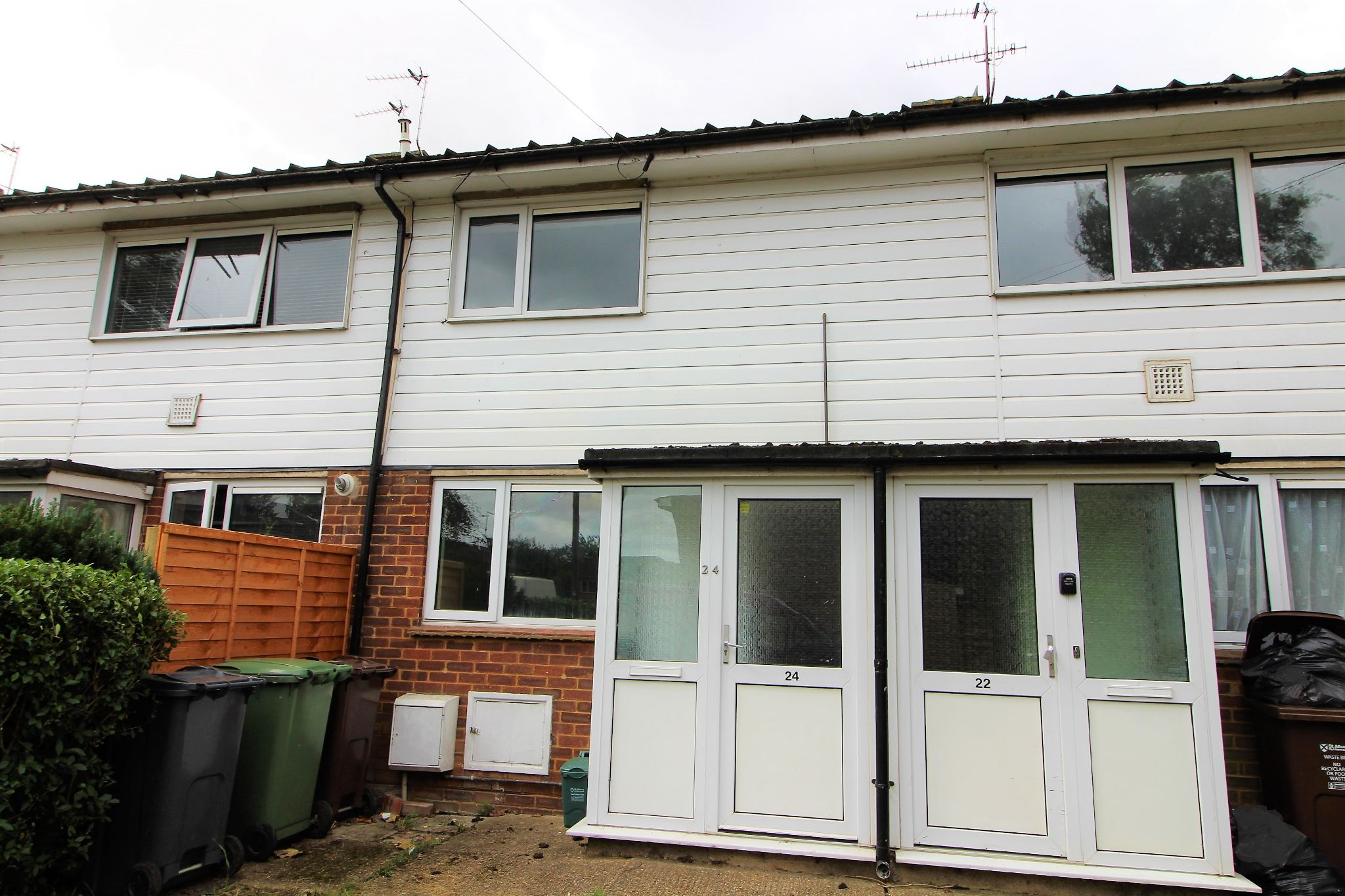 2 bedroom maisonette flat/apartment To Let in Colney Heath - Property photograph
