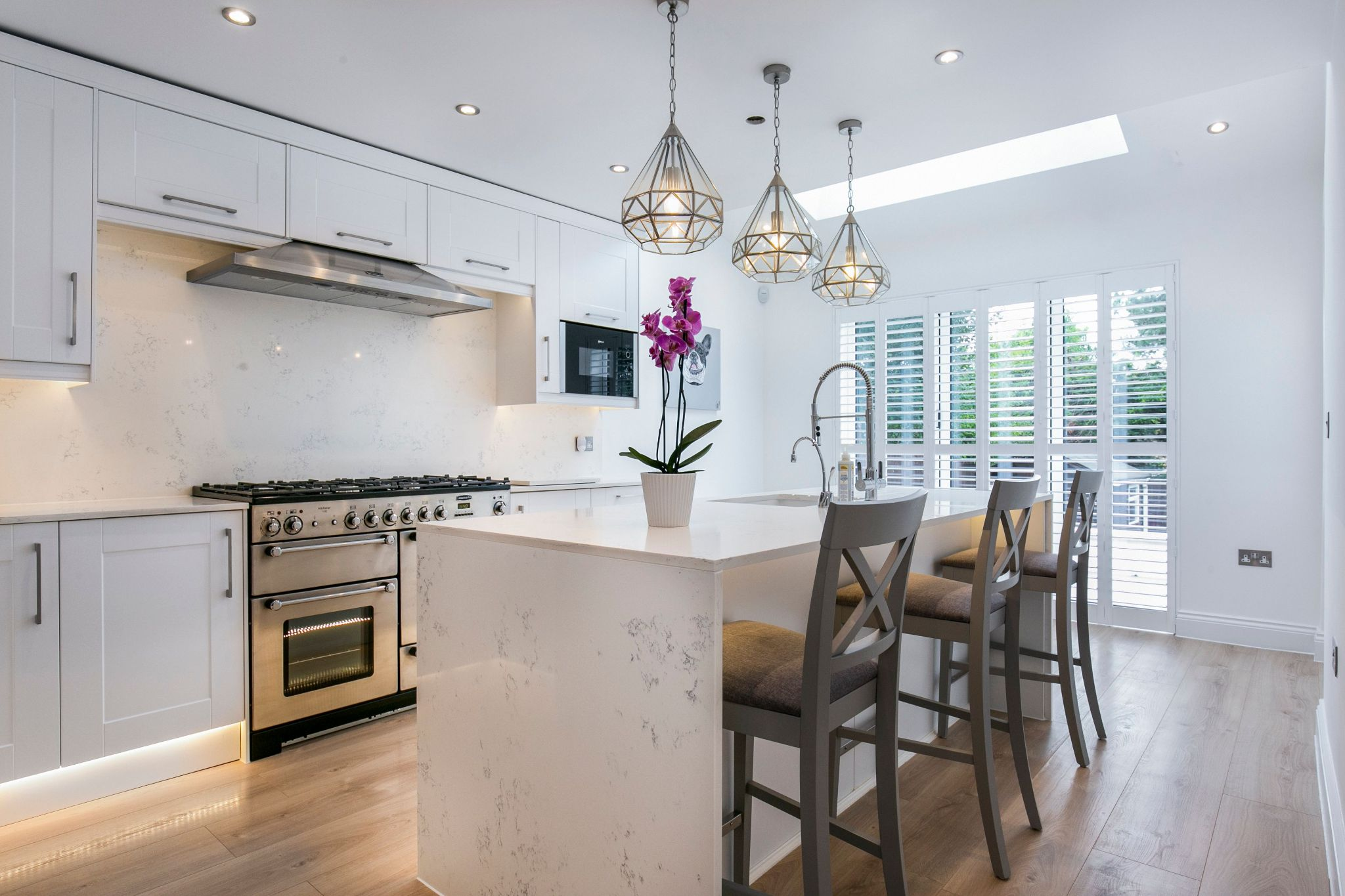 5 bedroom detached house For Sale in Potters Bar - Property photograph