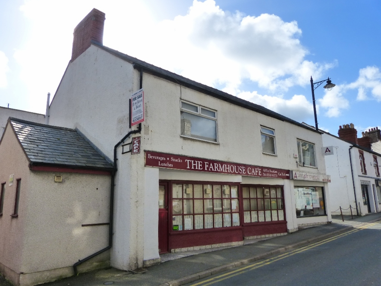Restaurant For Sale in Abergele - Property photograph