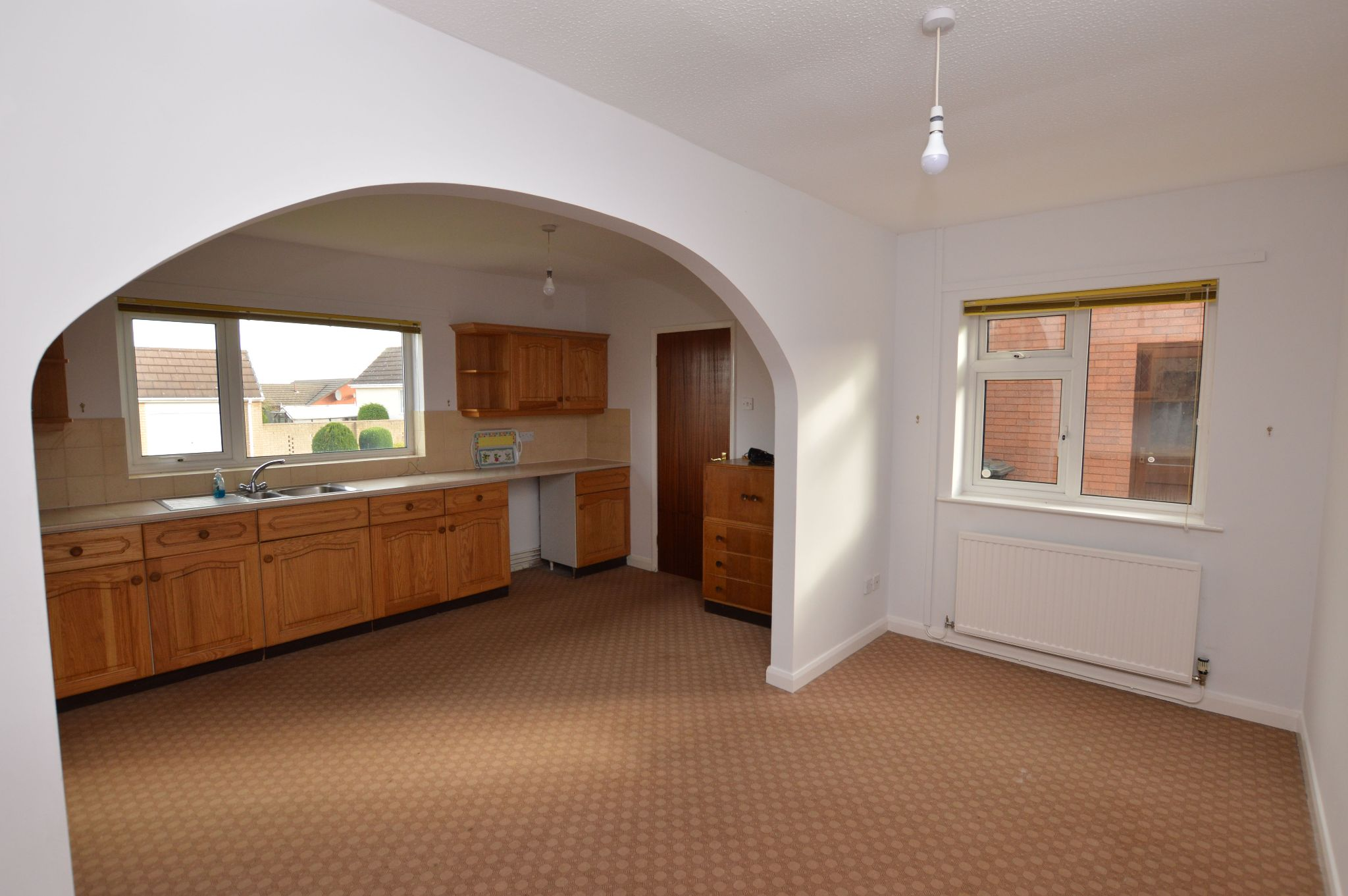 2 bedroom detached bungalow Under Offer in Abergele - Dining Room