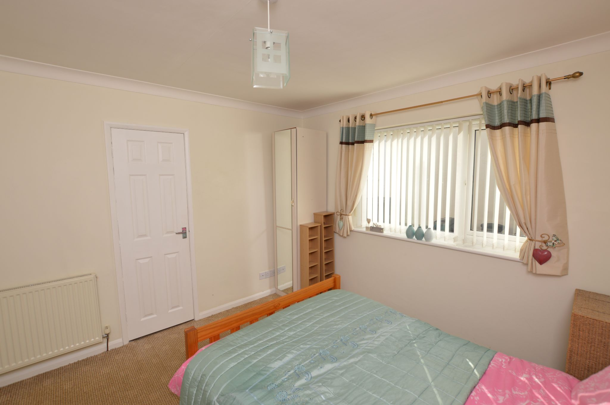 2 bedroom detached bungalow For Sale in Abergele - Bedroom 2 View 2