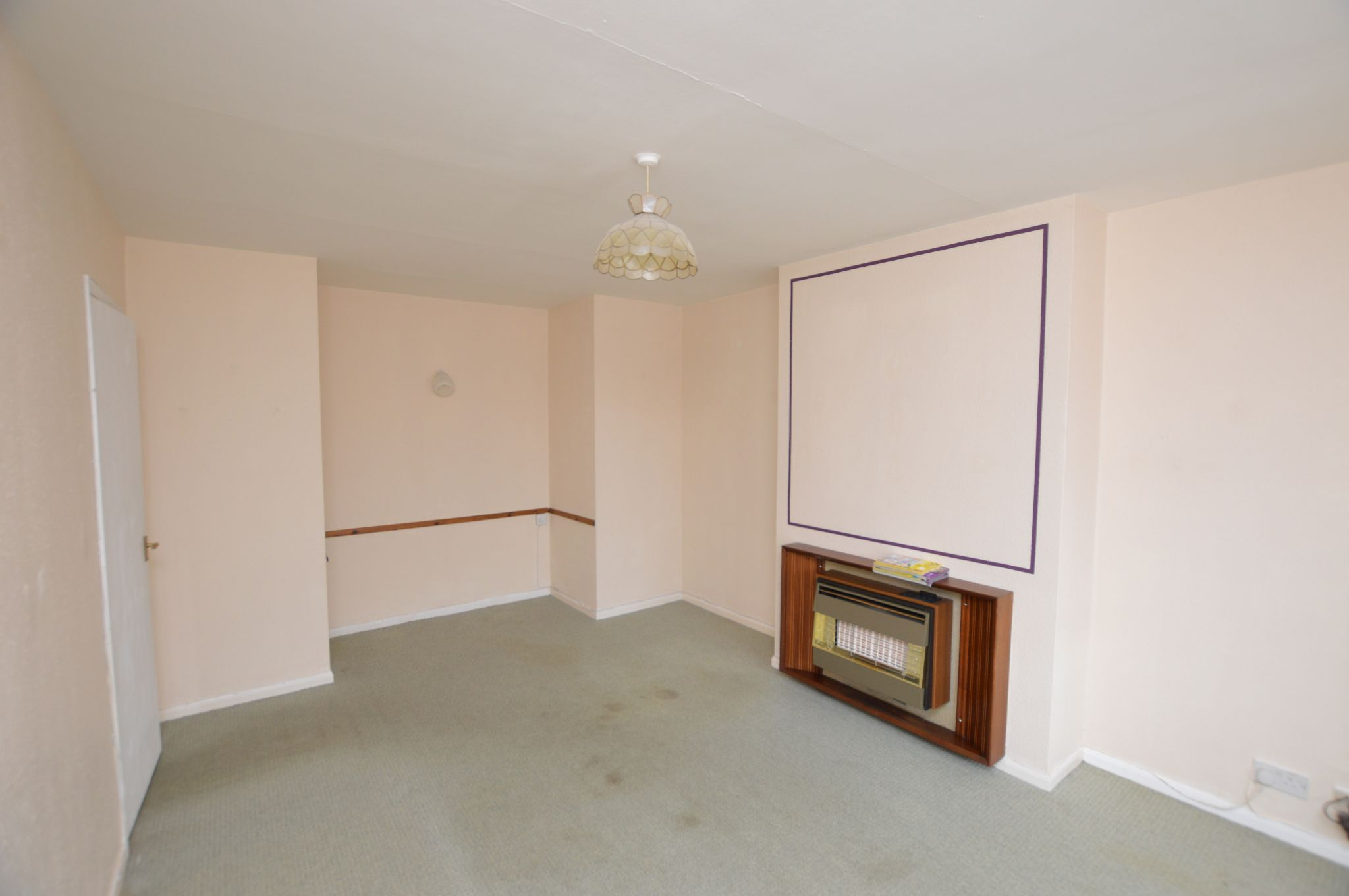 2 bedroom semi-detached bungalow For Sale in Abergele - Lounge View 2