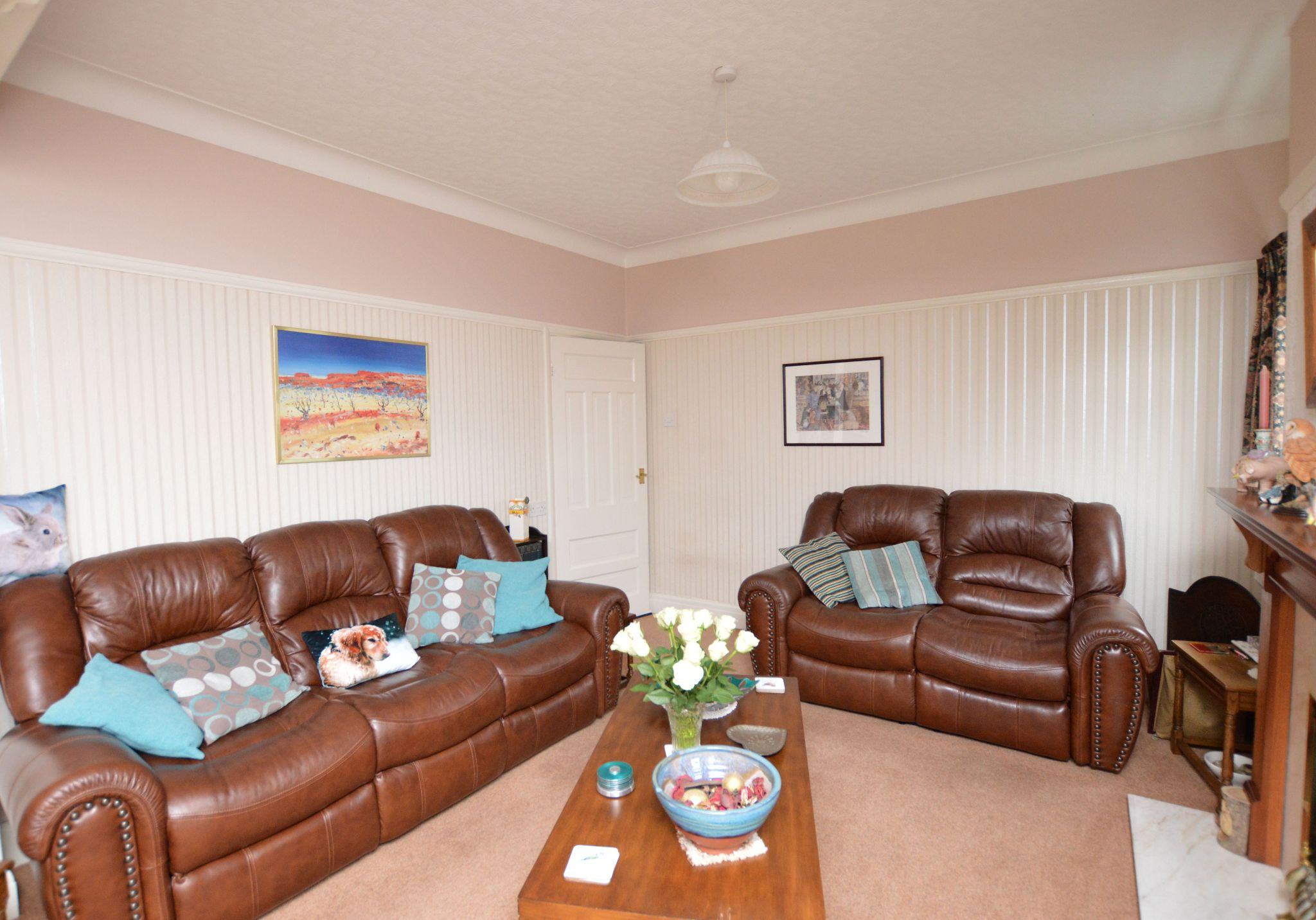 4 bedroom detached bungalow For Sale in Abergele - Lounge View 2