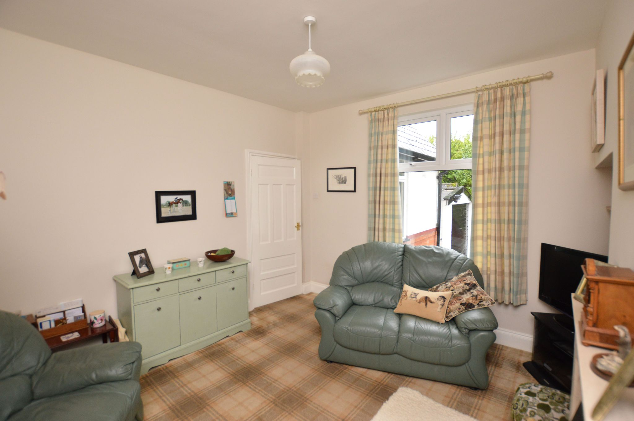 4 bedroom detached bungalow For Sale in Abergele - Reception Room