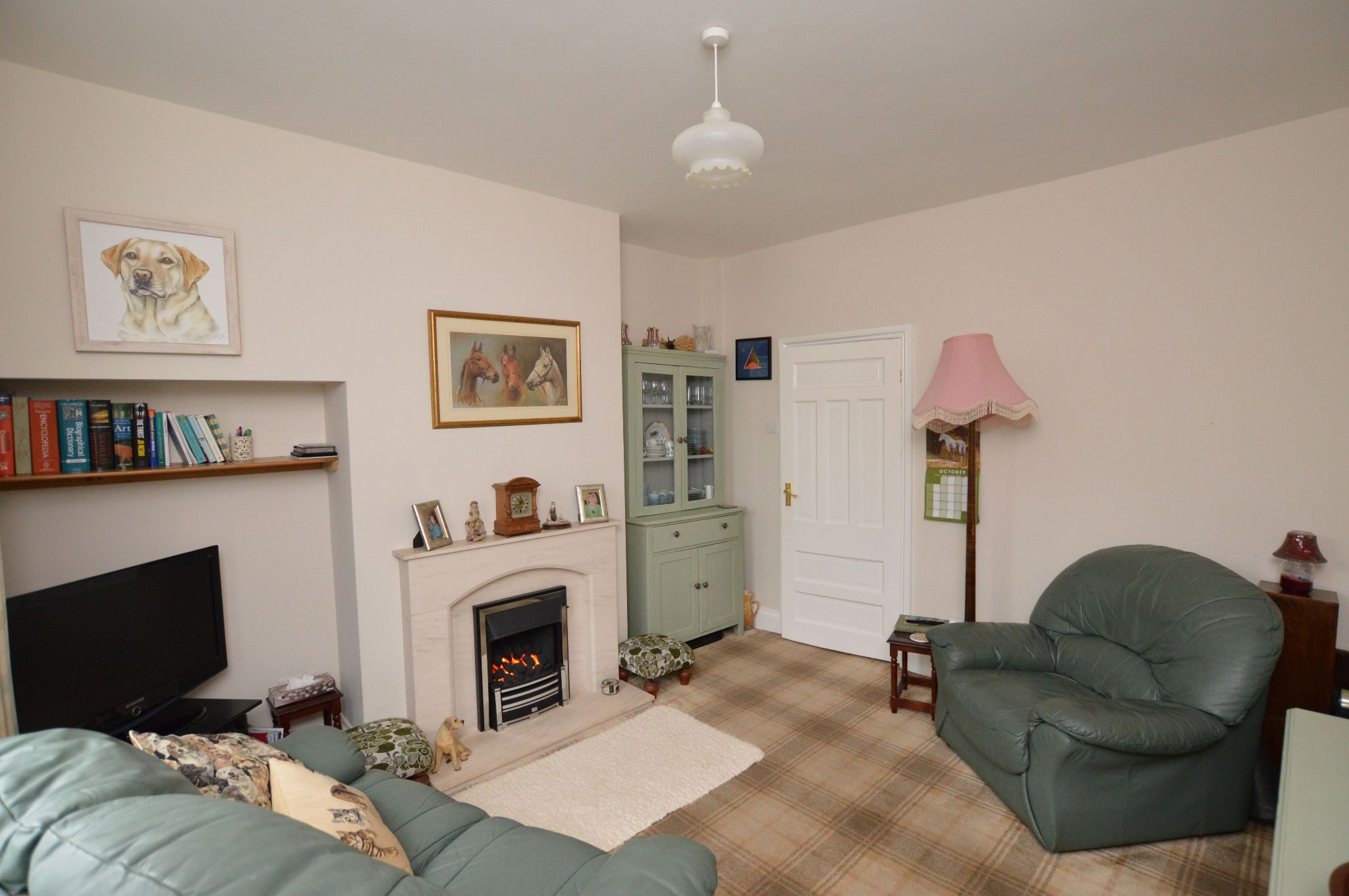 4 bedroom detached bungalow For Sale in Abergele - Reception Room View 3