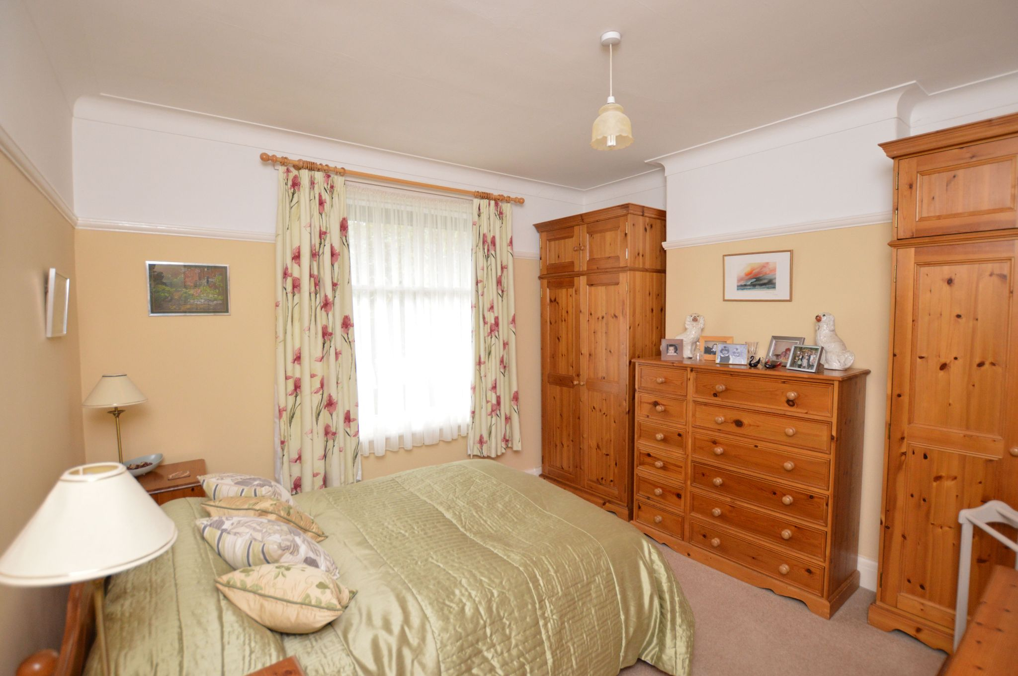 4 bedroom detached house For Sale in Abergele - Bedroom 3