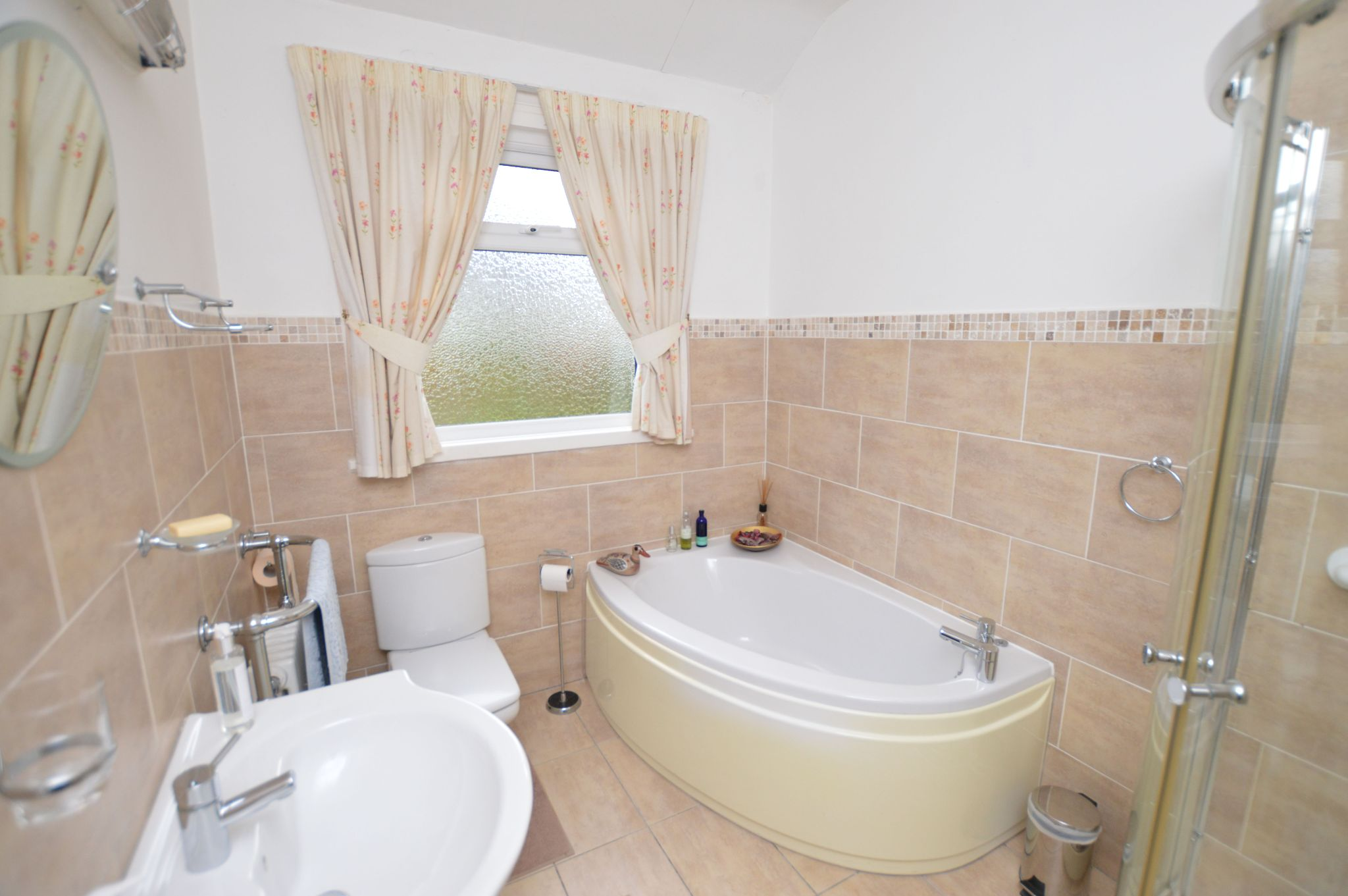4 bedroom detached house For Sale in Abergele - Ground Floor Bathroom
