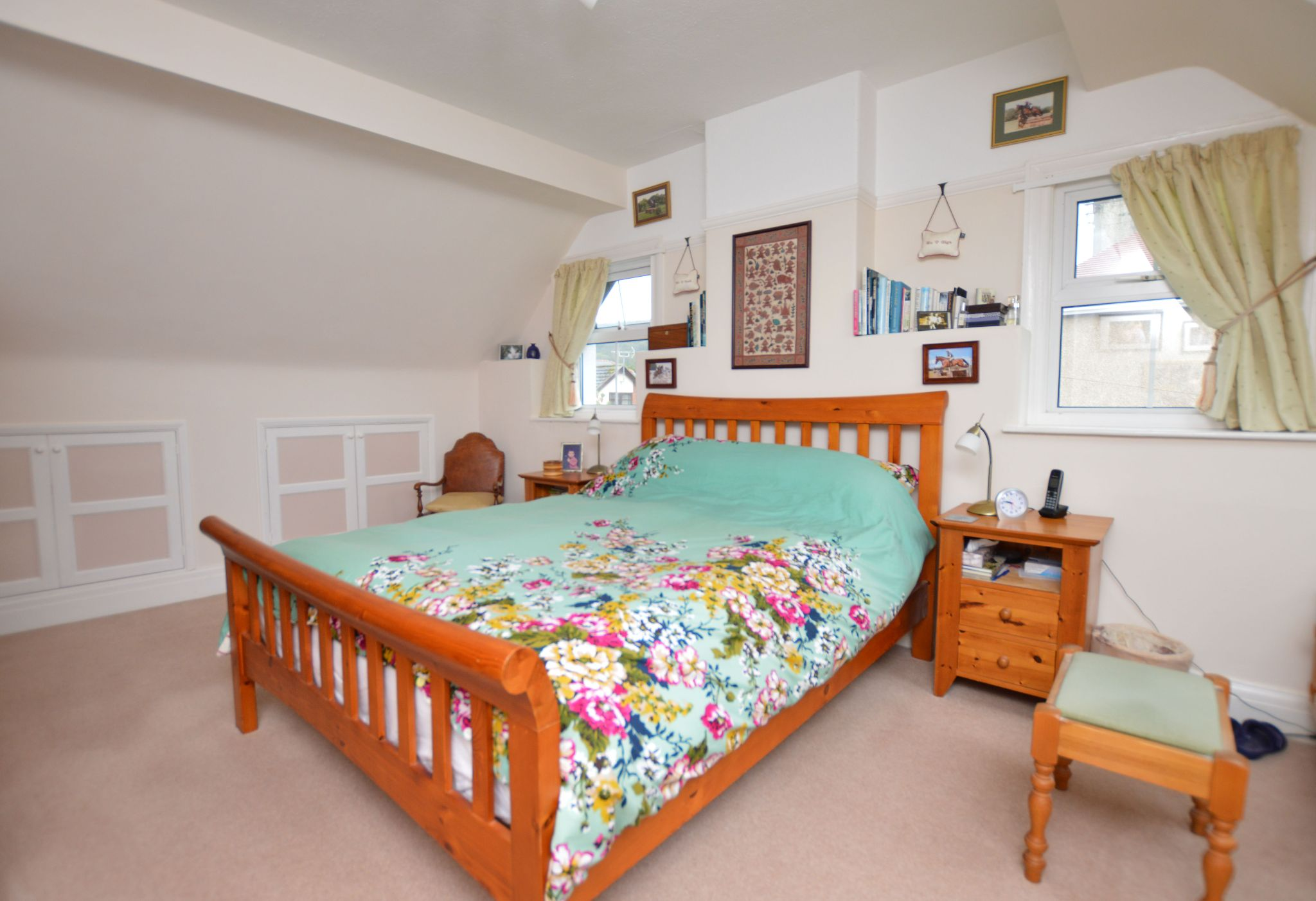 4 bedroom detached house For Sale in Abergele - Bedroom 1
