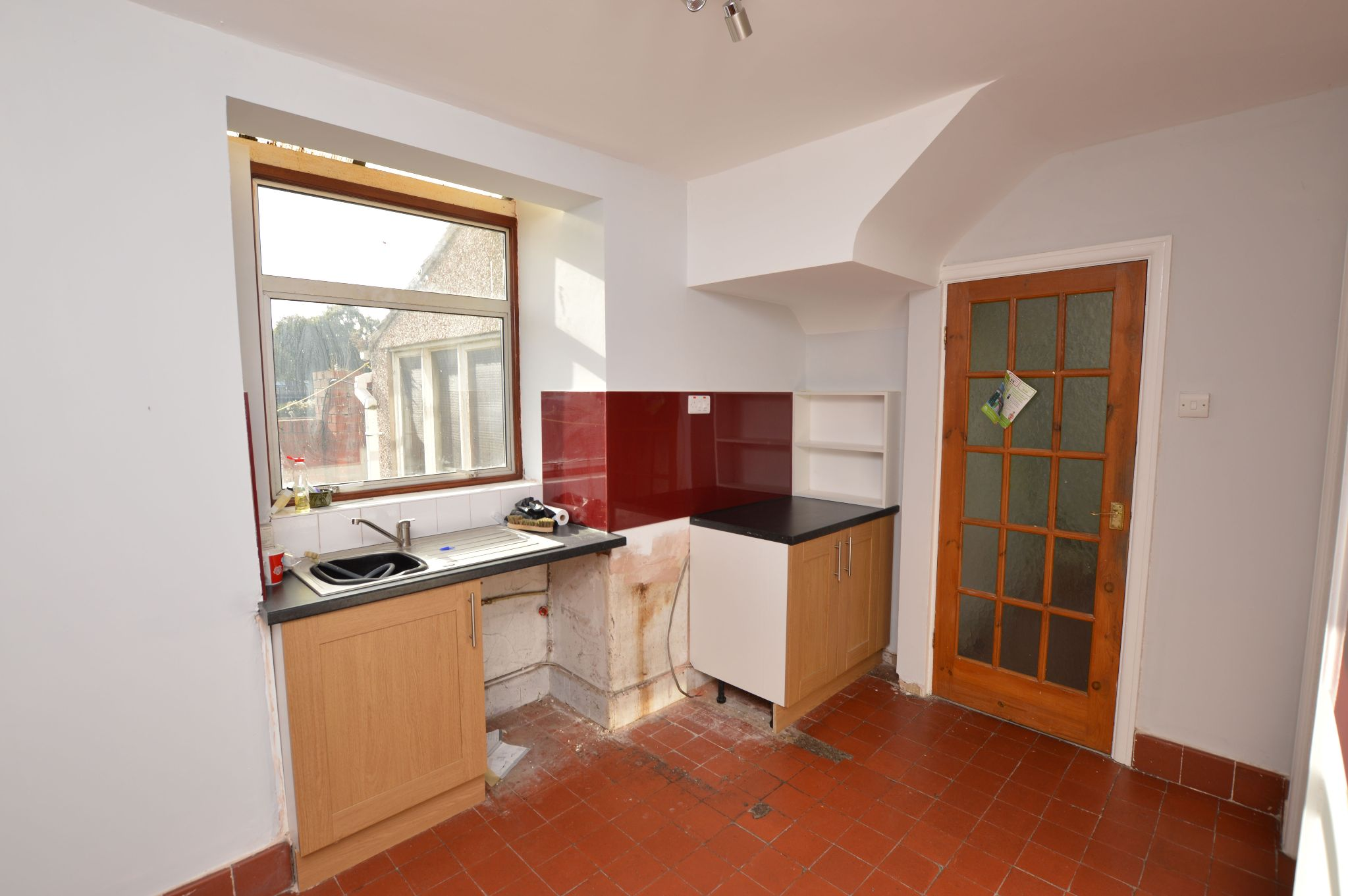 3 bedroom semi-detached house For Sale in Abergele - Kitchen View 2