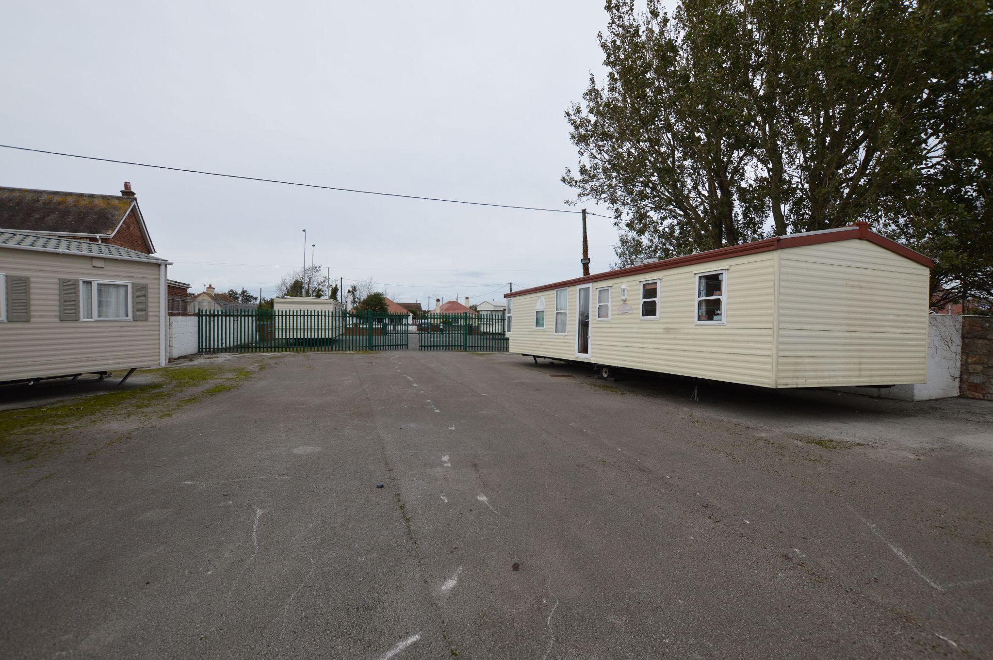 Office For Sale in Towyn - Lot View 2