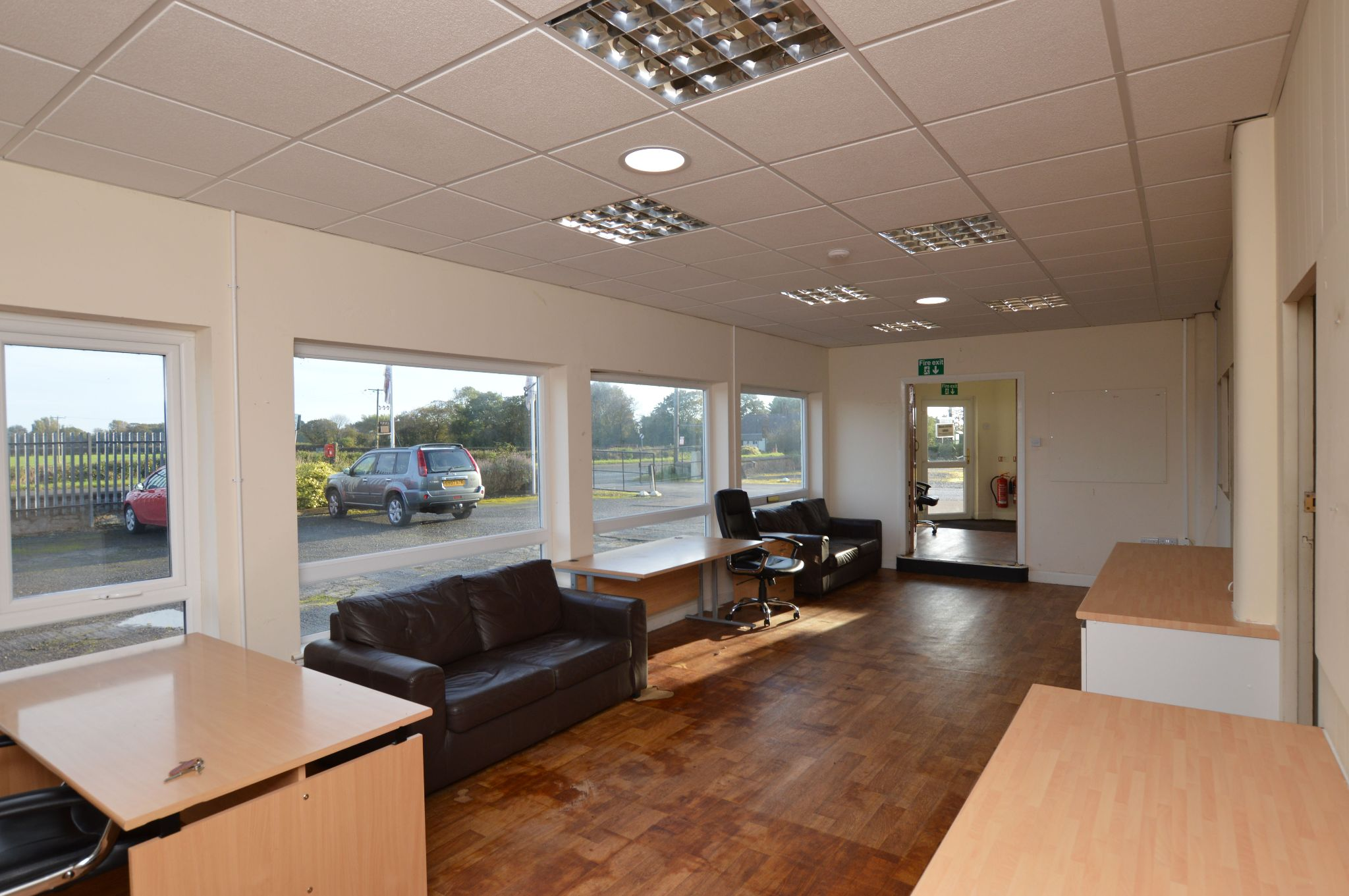 Land For Sale in Holywell - Sales Office View 2
