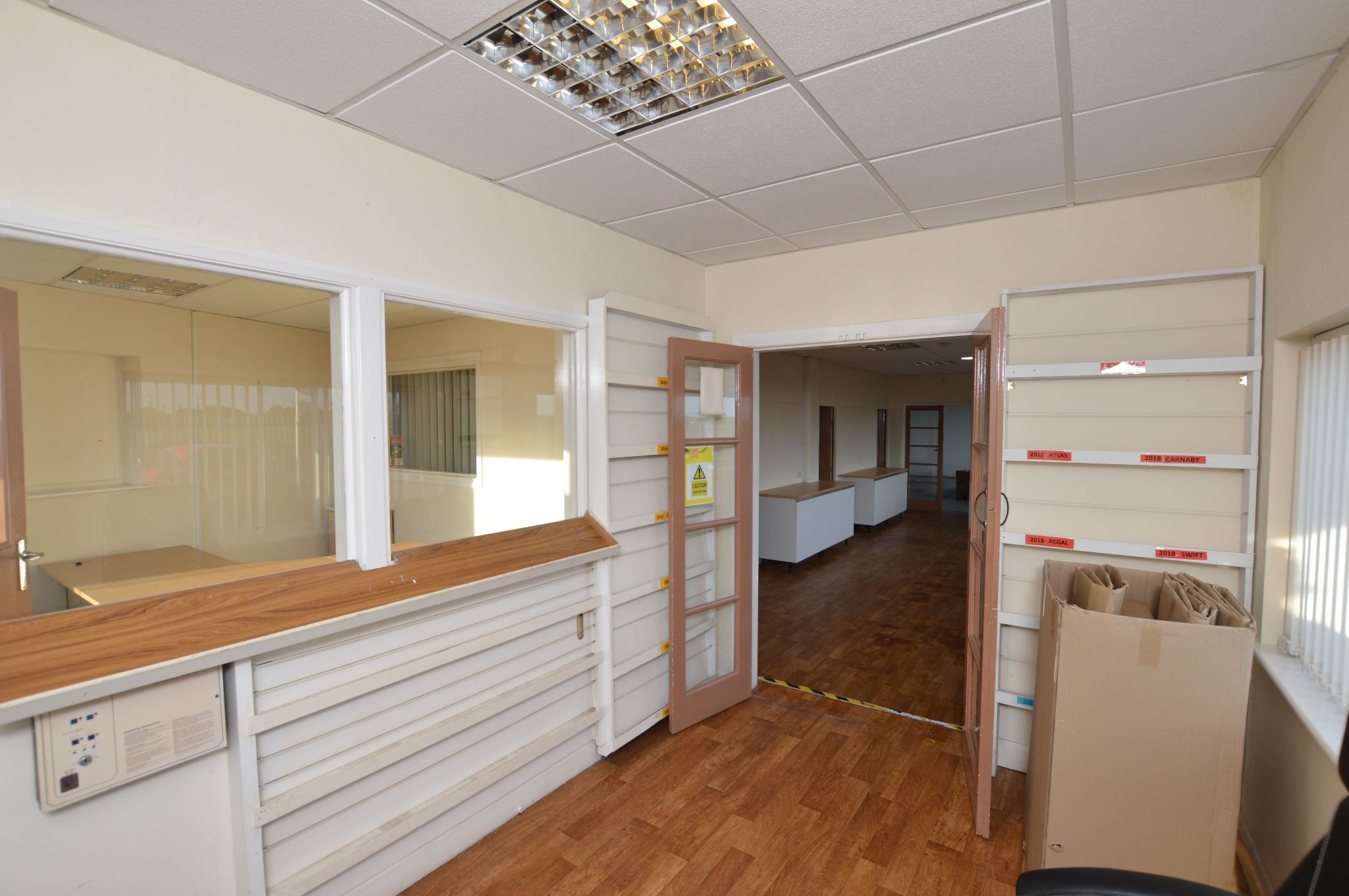 Land For Sale in Holywell - Reception
