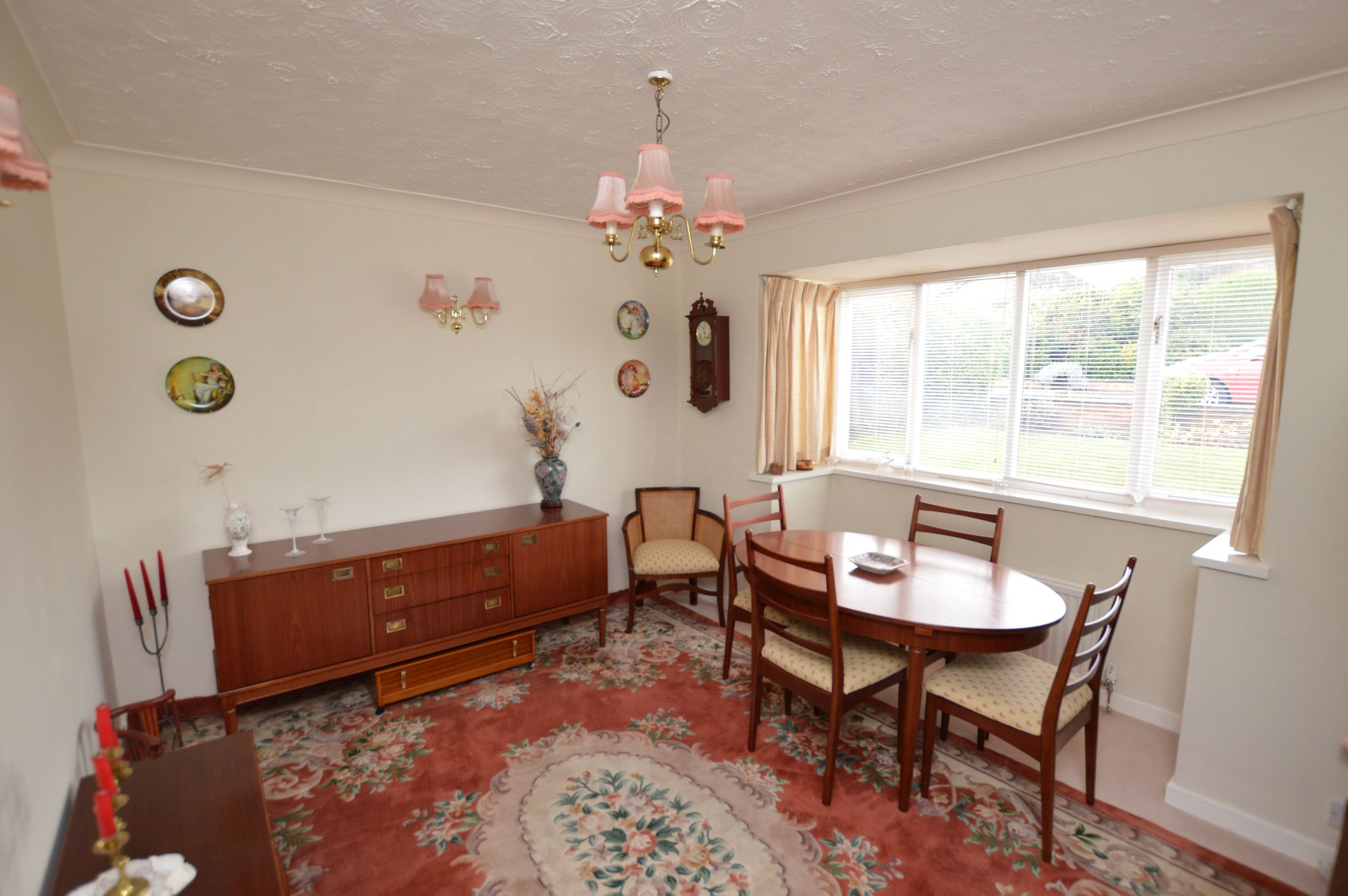4 bedroom detached house For Sale in Abergele - Dining Room