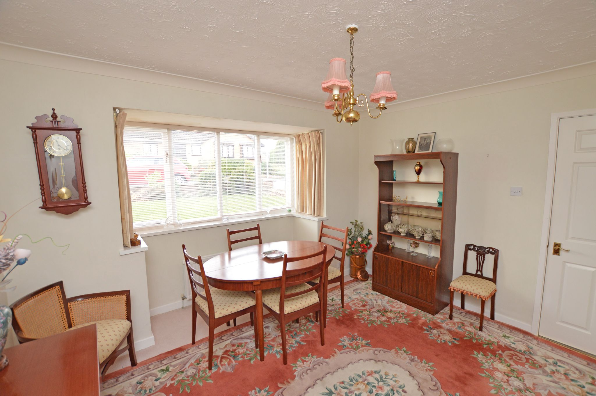 4 bedroom detached house For Sale in Abergele - Dining Room View 2