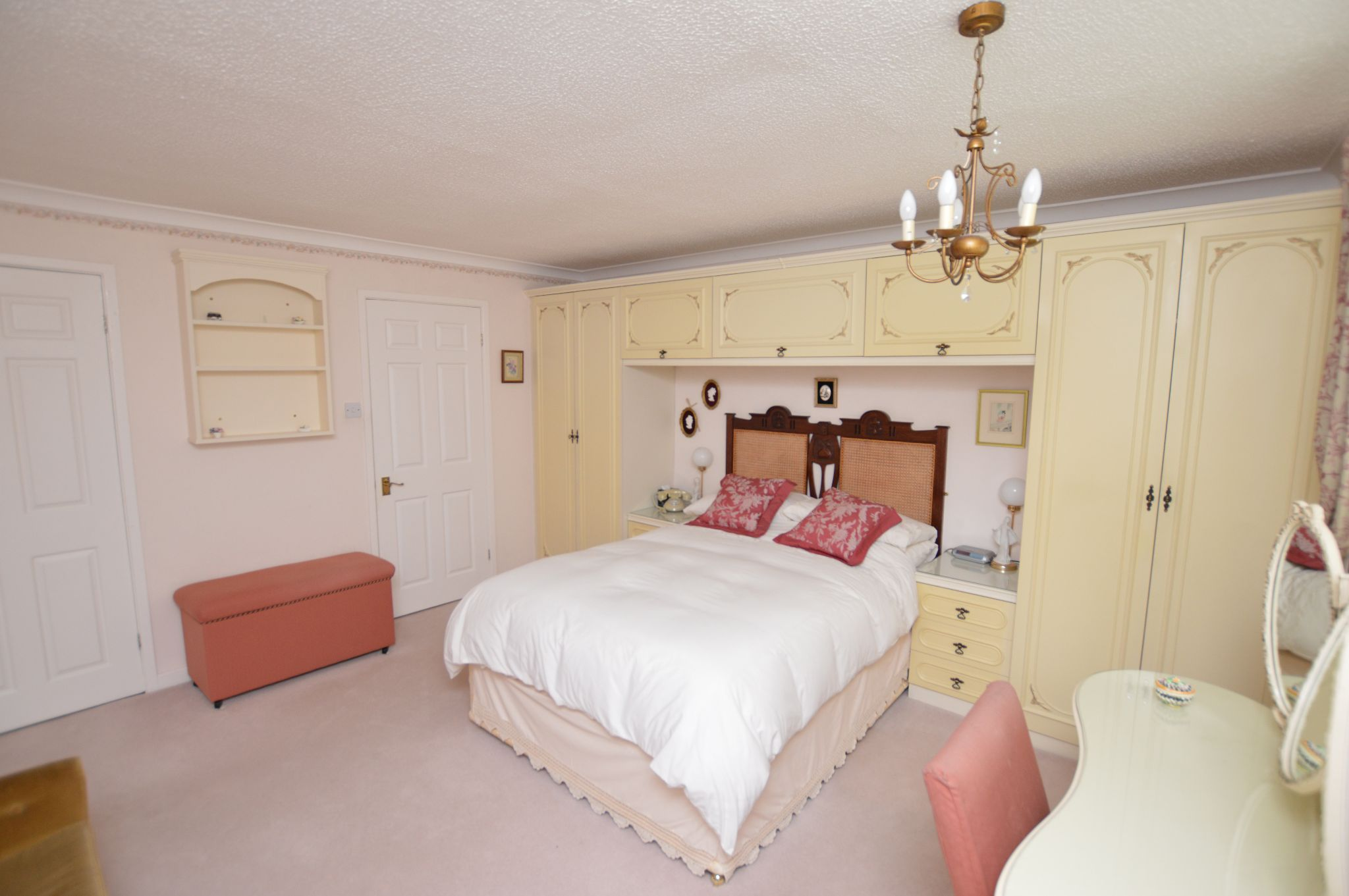 4 bedroom detached house For Sale in Abergele - Bedroom 1 View 2