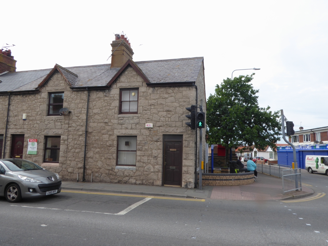 Commercial Property SSTC in Abergele - Photograph 1