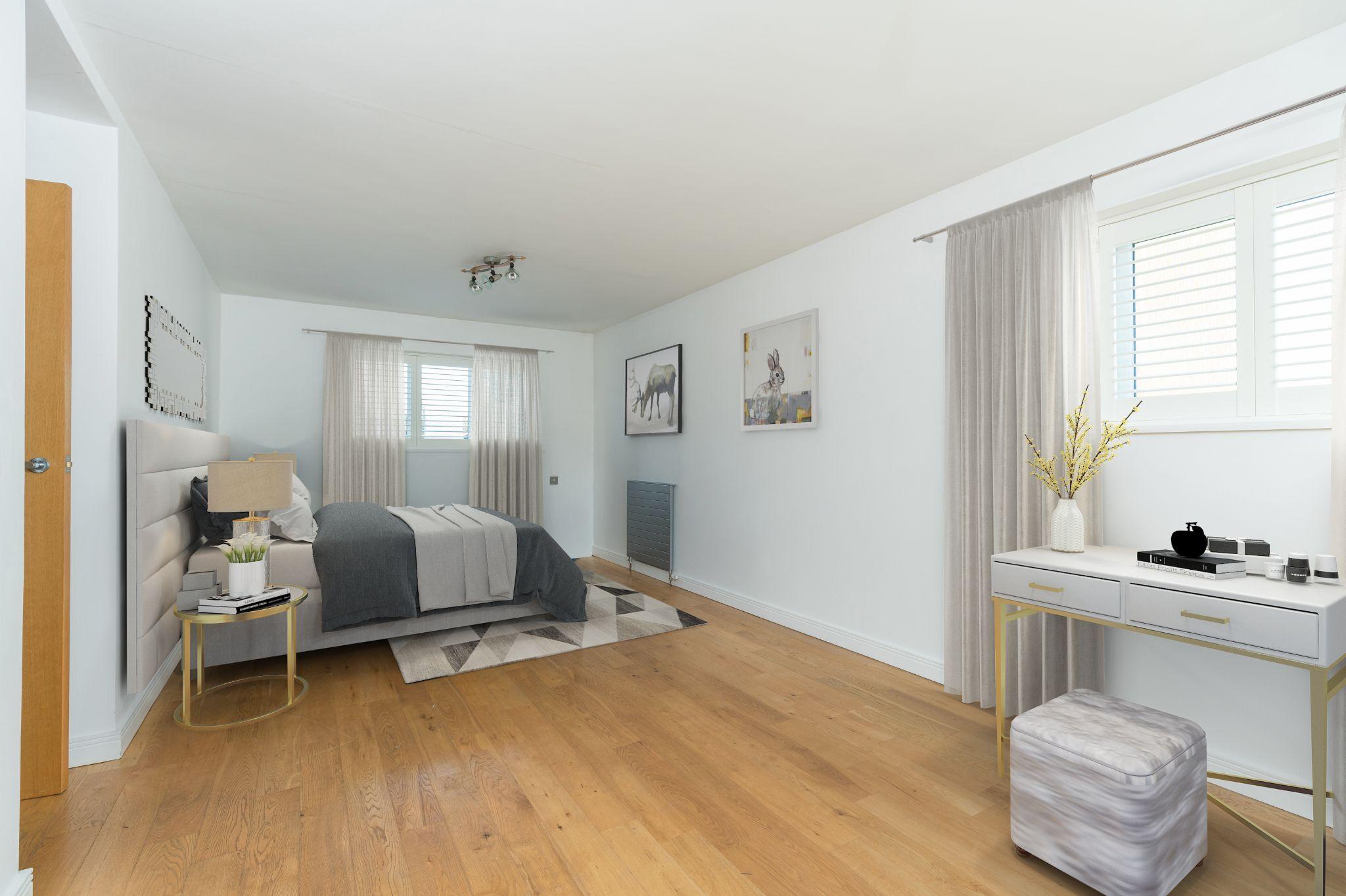 5 Bedroom Detached House For Sale - Master bedroom