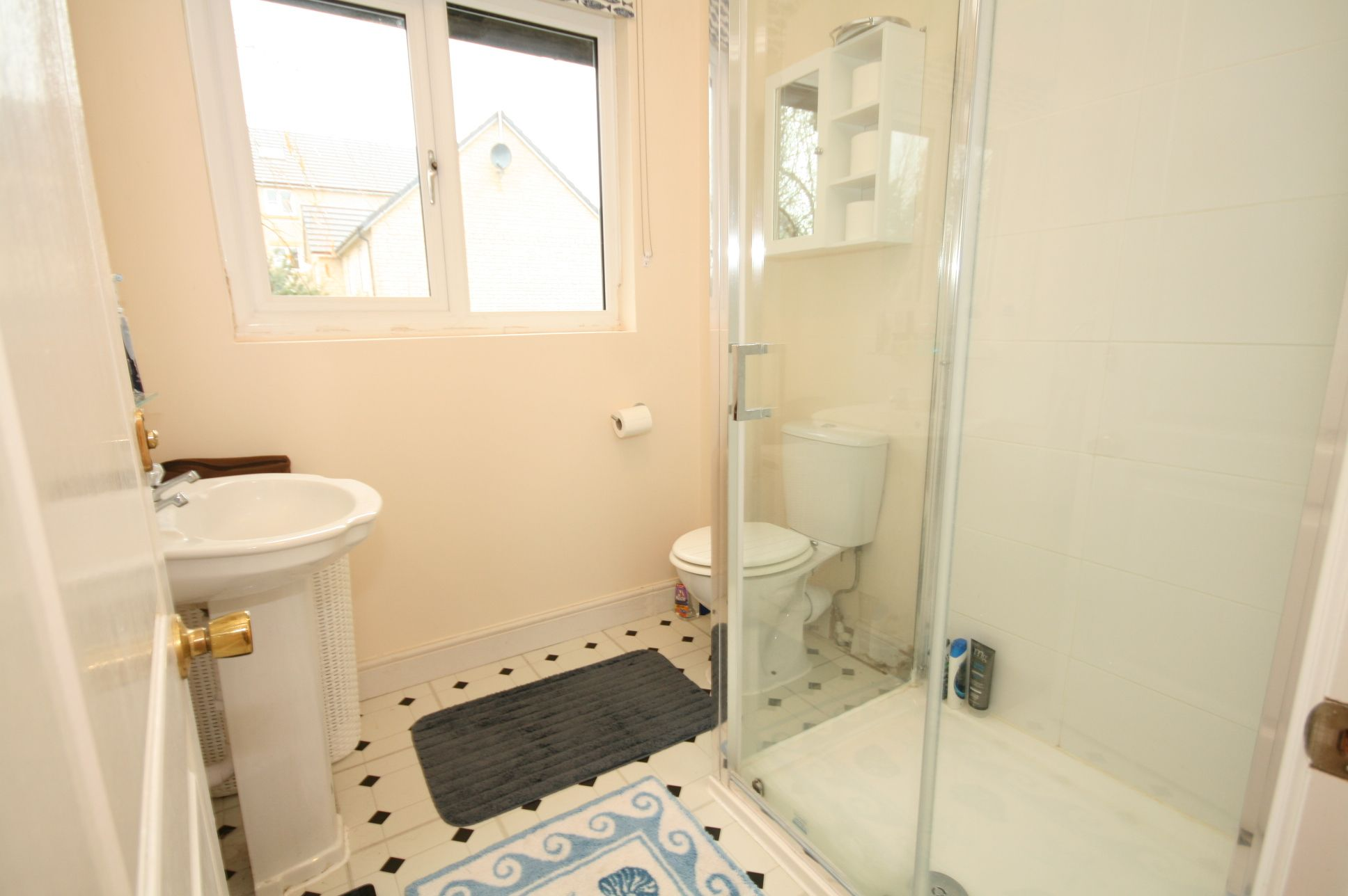 2 Bedroom End Terraced House For Sale - Shower room