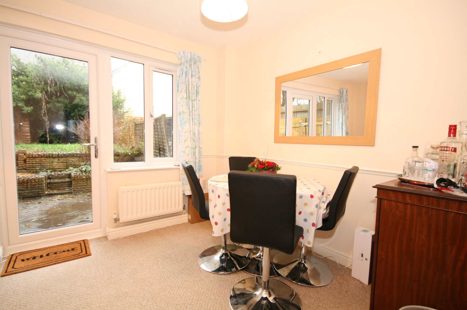 2 Bedroom End Terraced House For Sale - Dining area