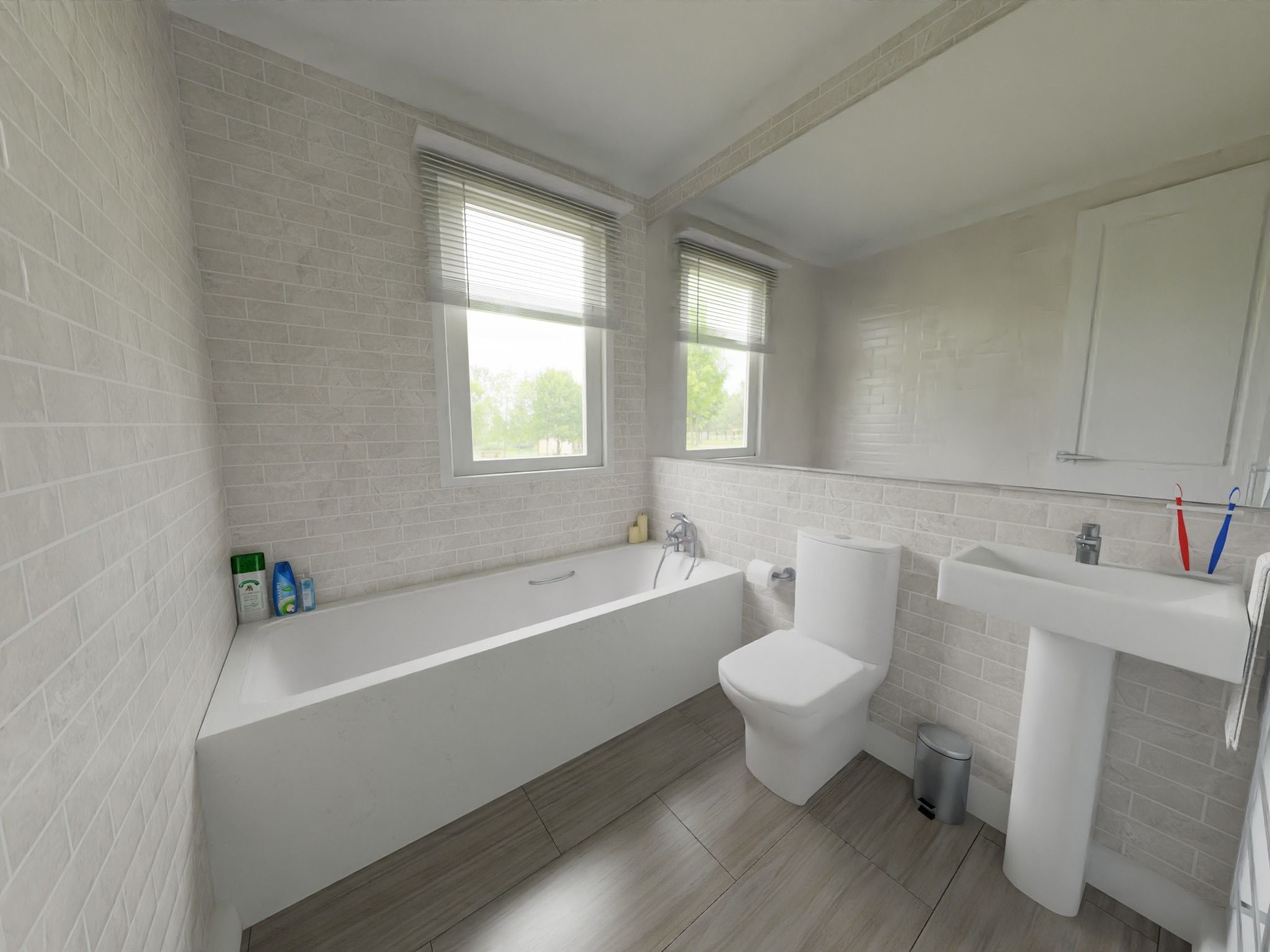 3 Bedroom Chalet House For Sale - Photograph 4
