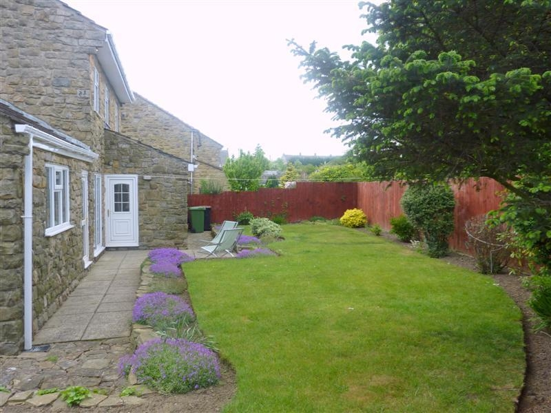 4 bedroom detached house SSTC in High Etherley, Bishop Auckland - Rear Garden.