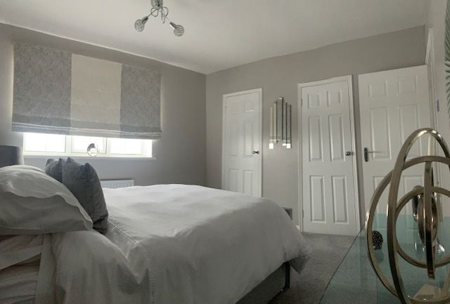 4 bedroom detached house SSTC in High Etherley, Bishop Auckland - Master Bedroom.