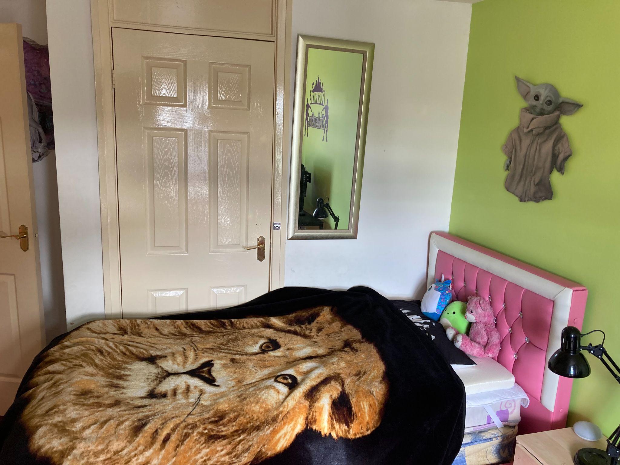 3 bedroom detached house Sale Agreed in Bishop Auckland - Bedroom !.