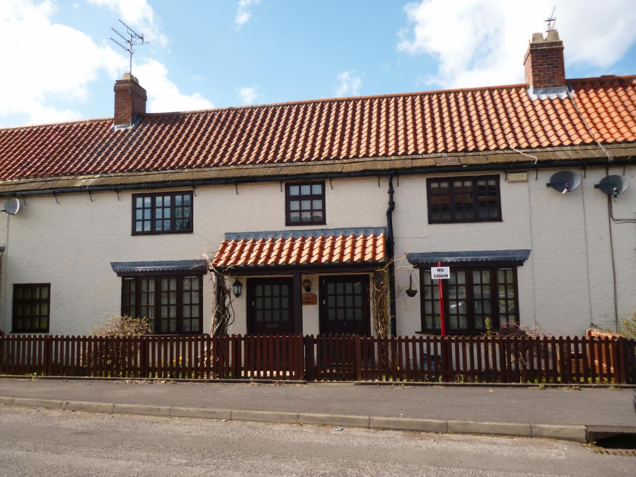 2 bedroom end terraced house Sale Agreed in Ferryhill - Photograph 1.