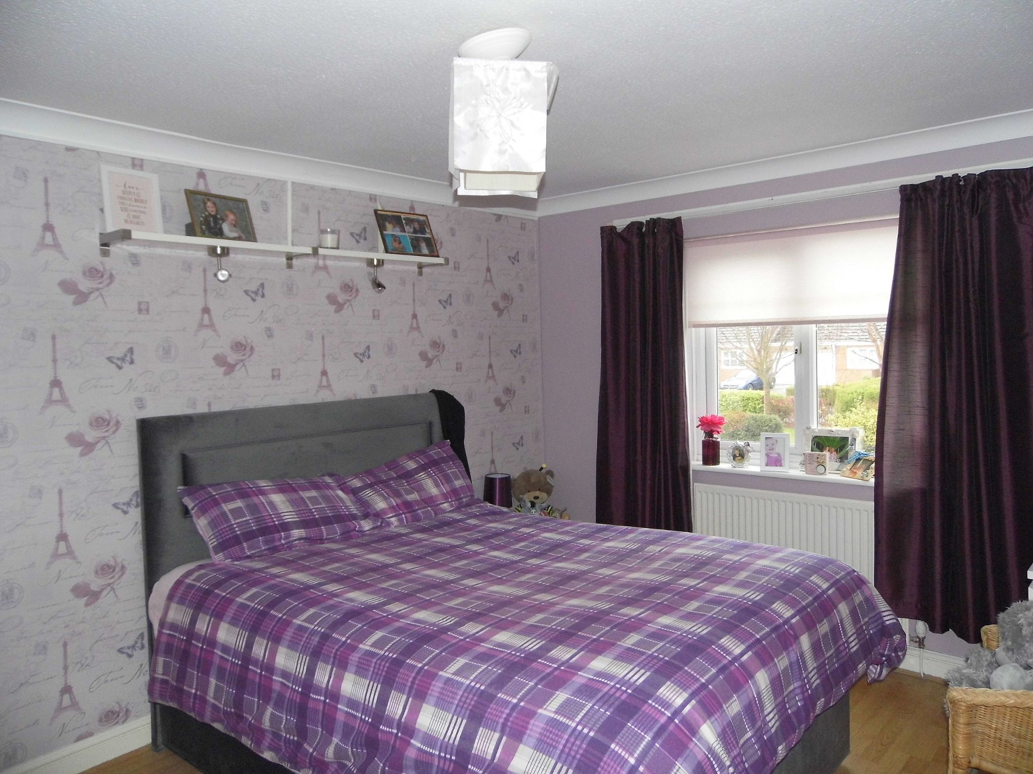 4 bedroom detached house SSTC in Bishop Auckland - Master Bedroom.