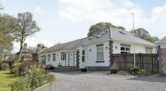 5 bedroom detached bungalow Sale Agreed in Crook - Front Elevation.