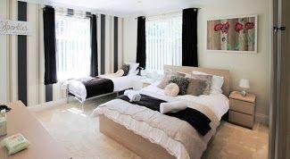 5 bedroom detached bungalow Sale Agreed in Crook - Bedroom One.