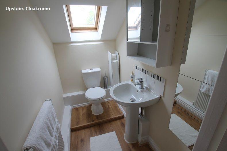 5 bedroom detached bungalow Sale Agreed in Crook - Cloak/Wc.
