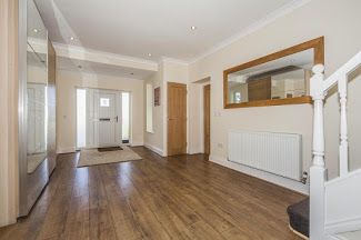 5 bedroom detached bungalow Sale Agreed in Crook - Reception Hallway.
