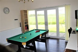 5 bedroom detached bungalow Sale Agreed in Crook - Dining Room/Games Room.