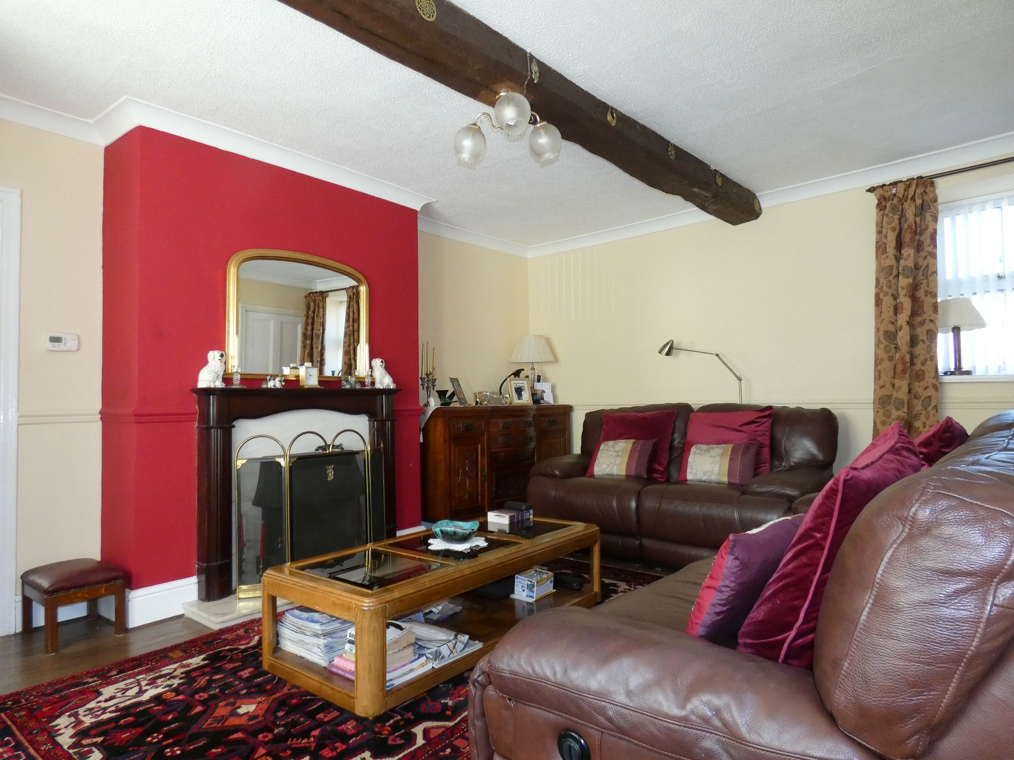 4 bedroom end terraced house For Sale in Evenwood - Property photograph.