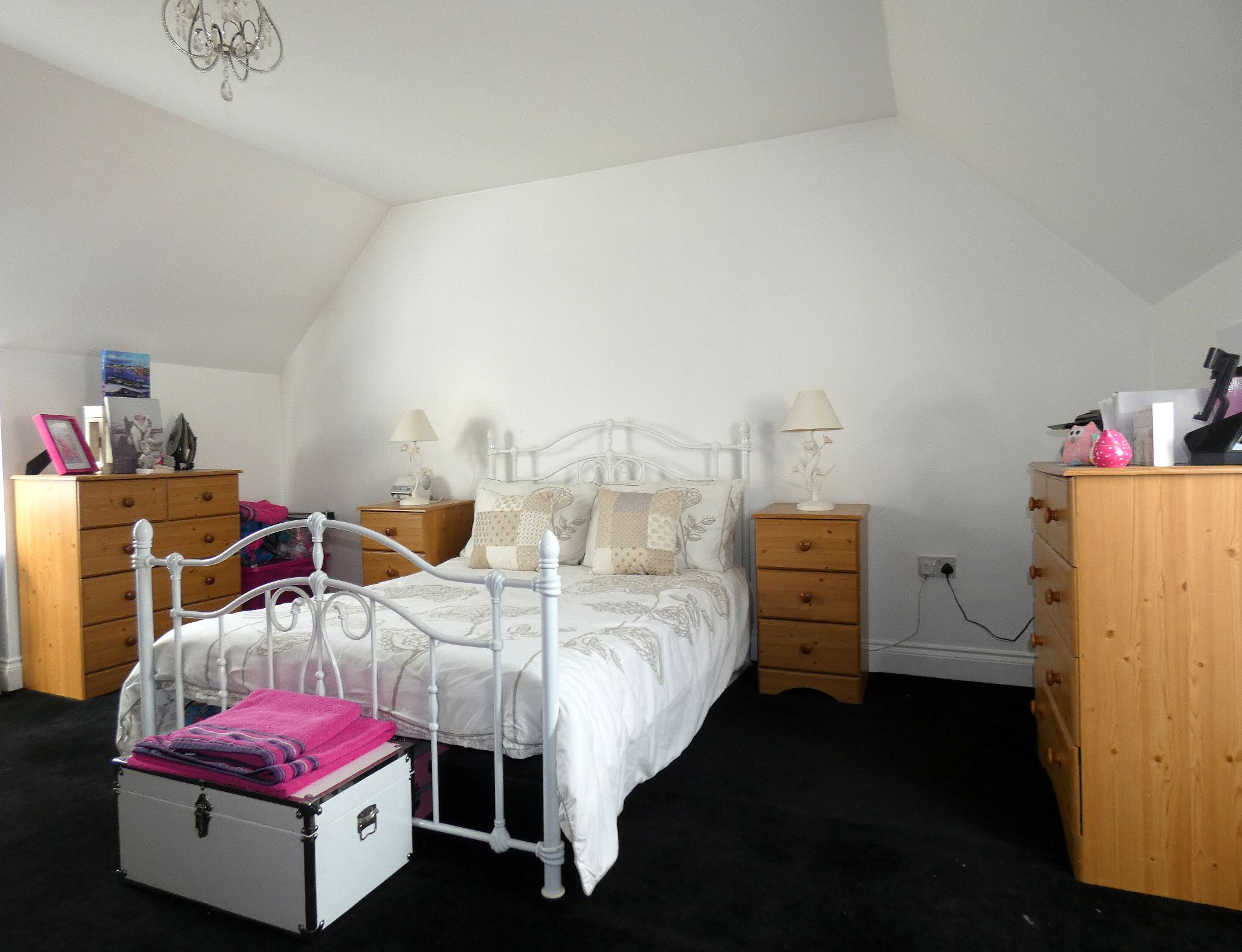 6 bedroom detached house For Sale in Bishop Auckland - Bedroom Six.