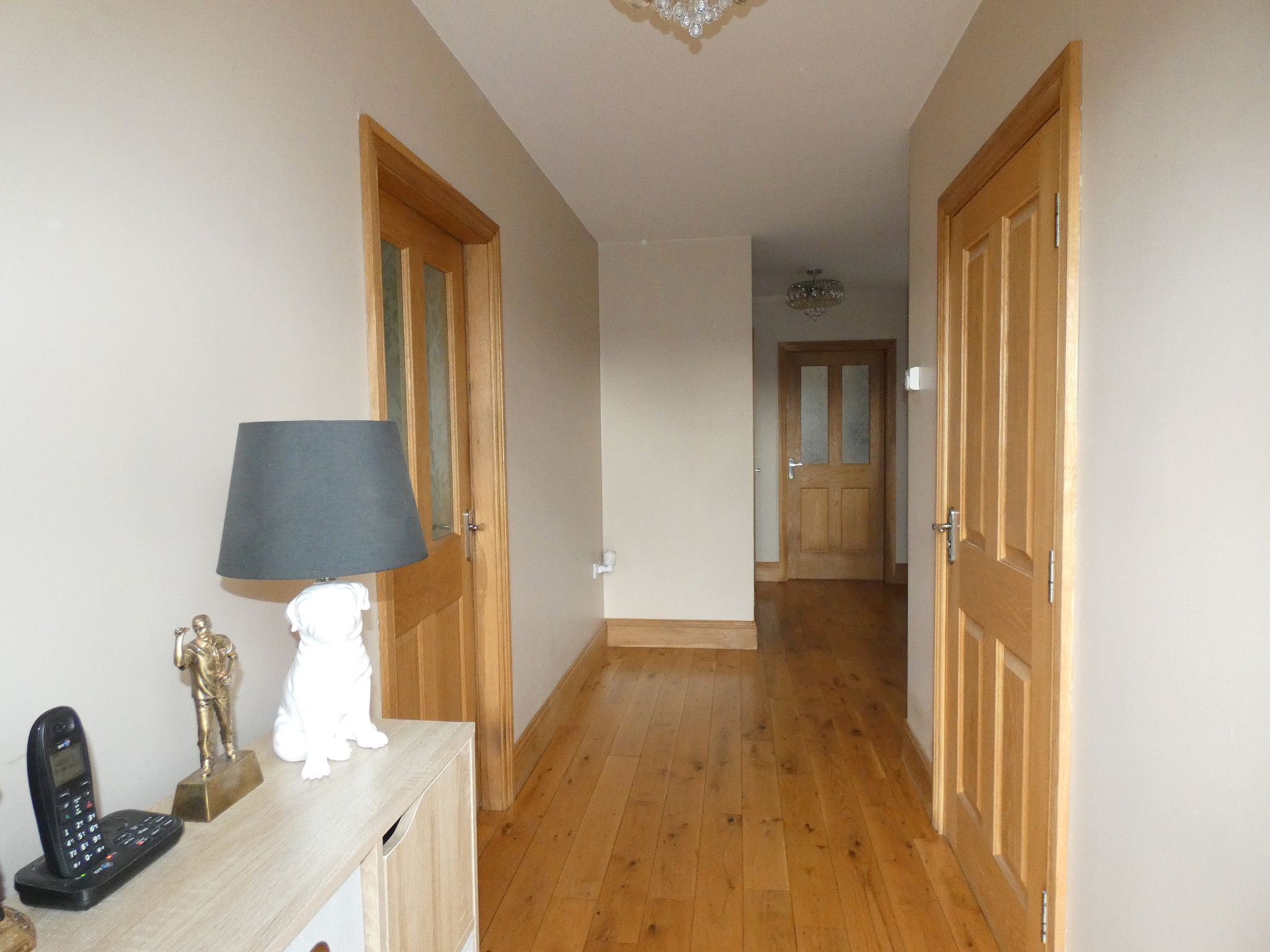 6 bedroom detached house For Sale in Bishop Auckland - Hallway.