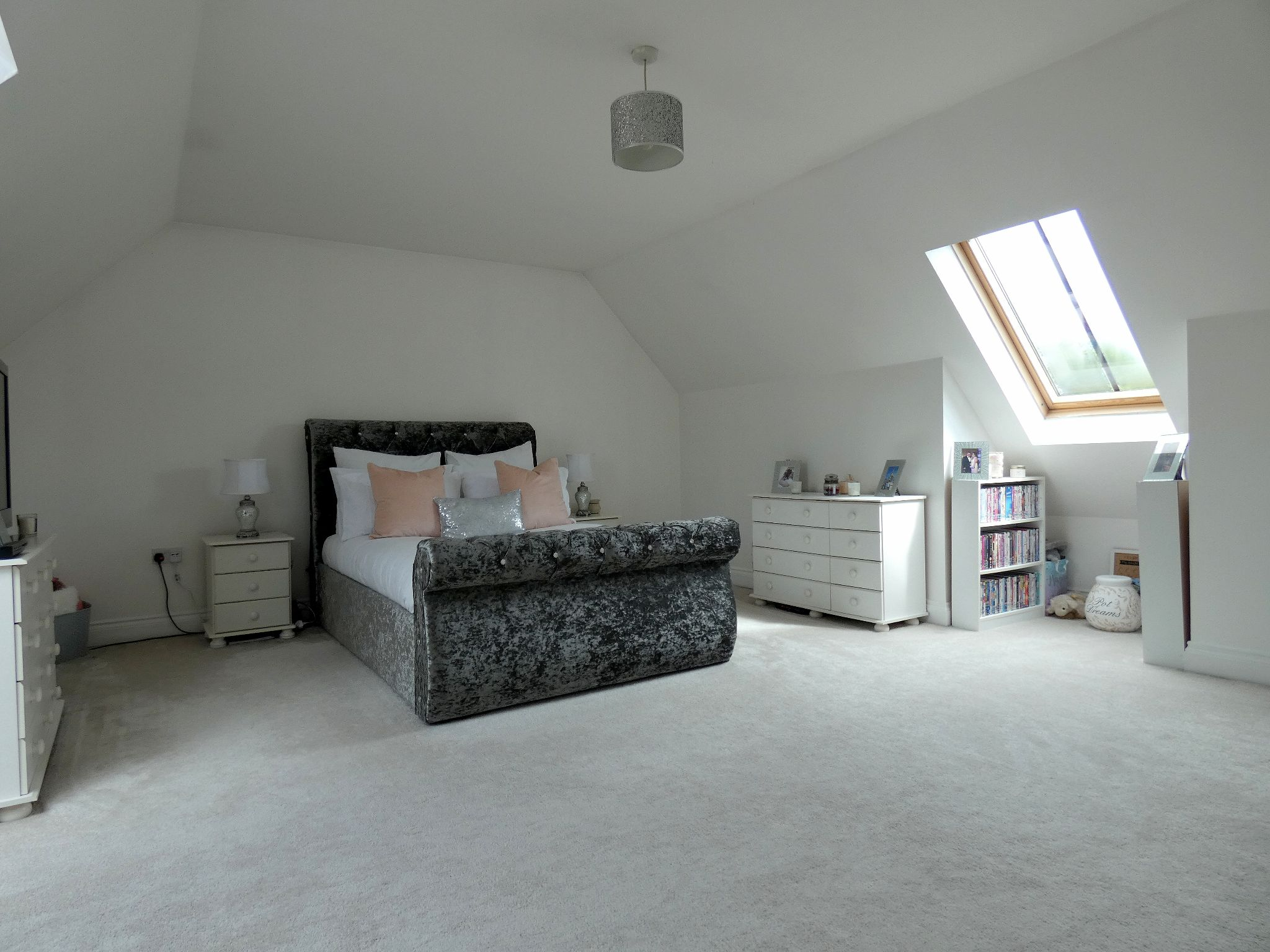 6 bedroom detached house For Sale in Bishop Auckland - Bedroom Five.