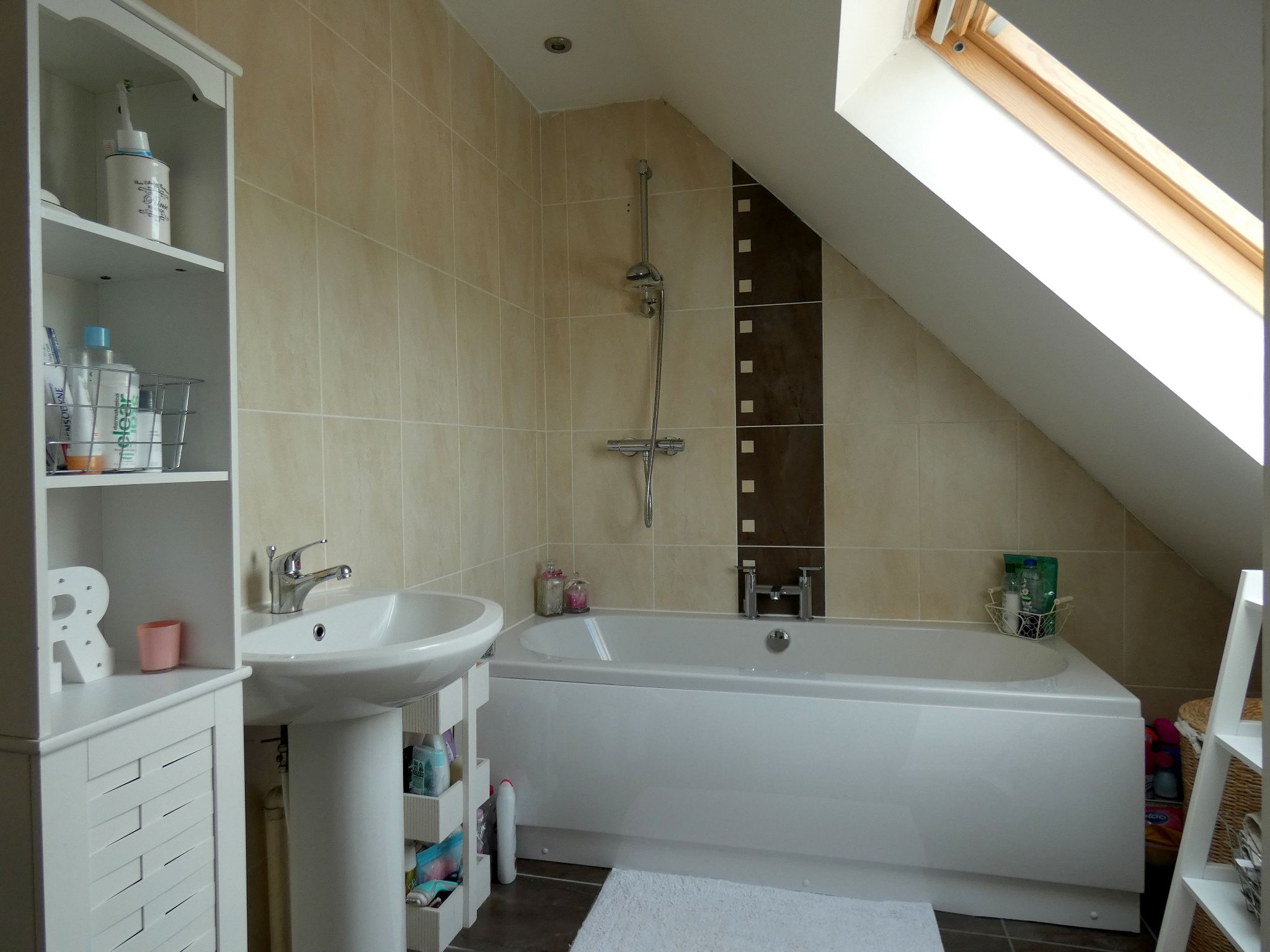 6 bedroom detached house For Sale in Bishop Auckland - Second Floor Bathroom.