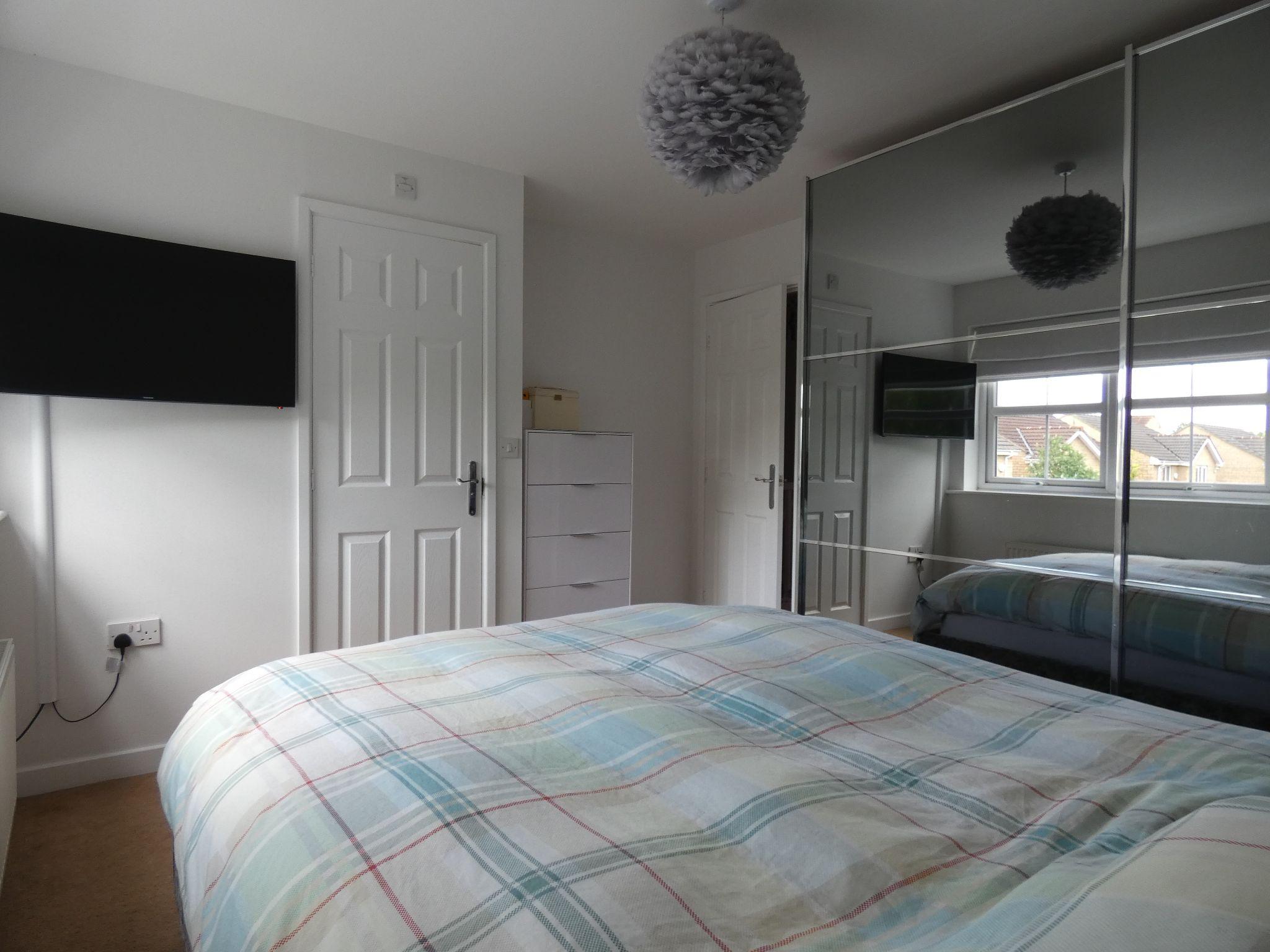 3 bedroom semi-detached house For Sale in Bishop Auckland - Bedroom One.