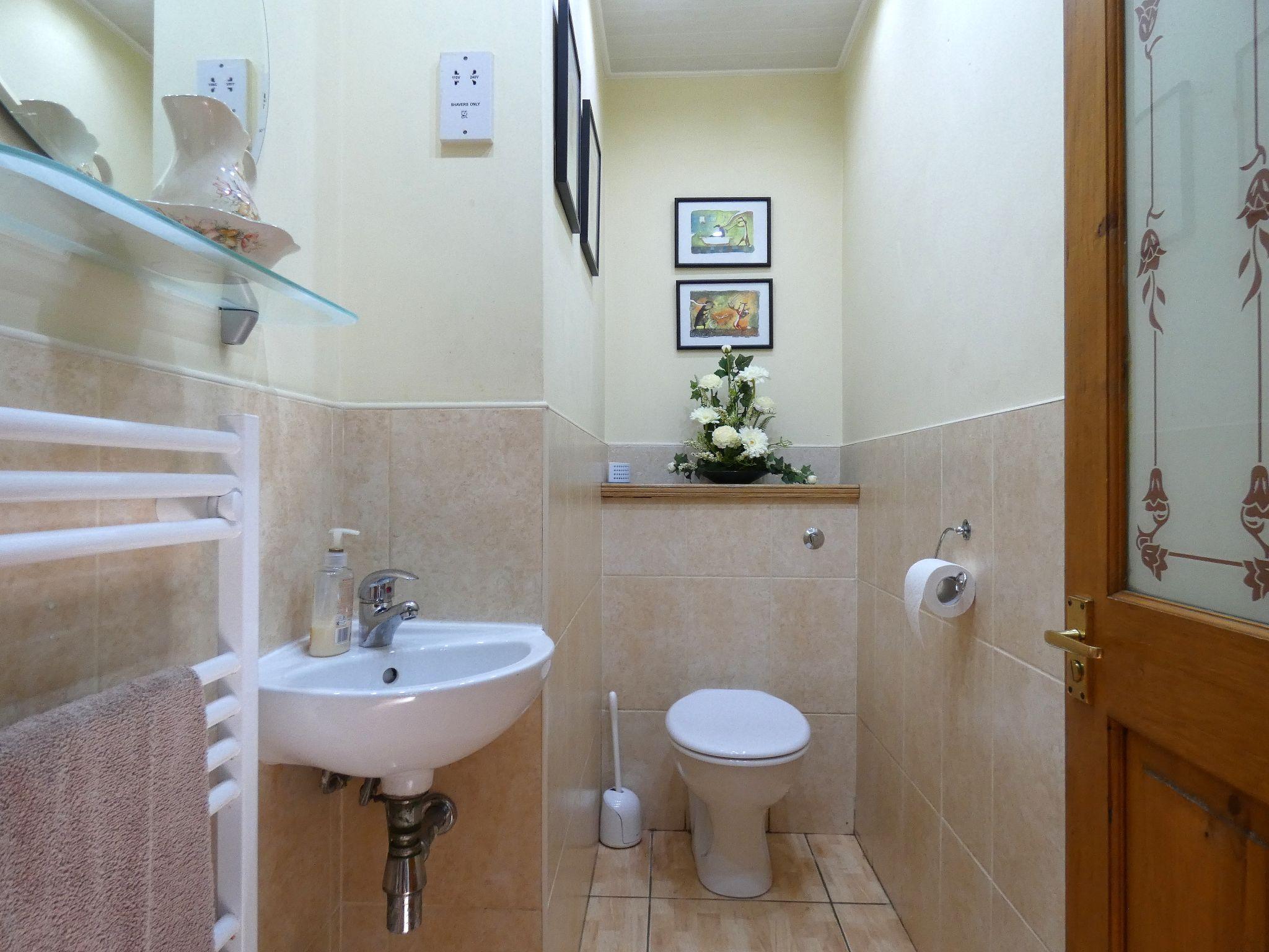5 bedroom semi-detached house For Sale in Bishop Auckland - Ground Floor Cloakroom/Wc.