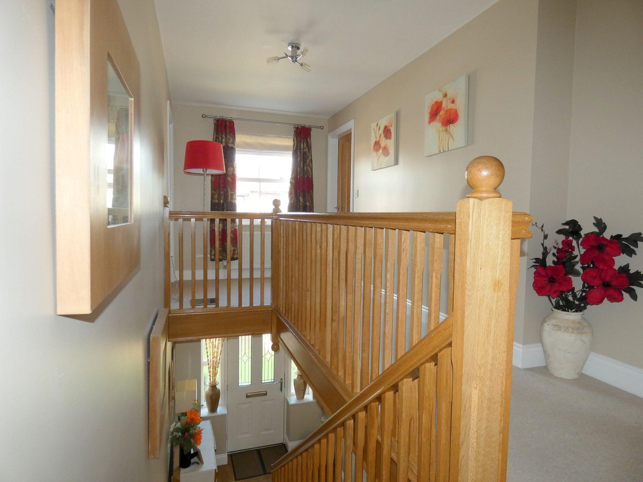 4 bedroom detached house For Sale in Bishop Auckland - First Floor Landing.