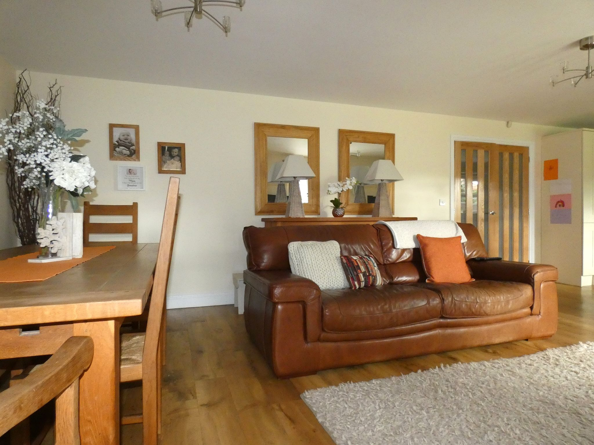 4 bedroom detached house For Sale in Bishop Auckland - Kitchen Diner/Family Room.